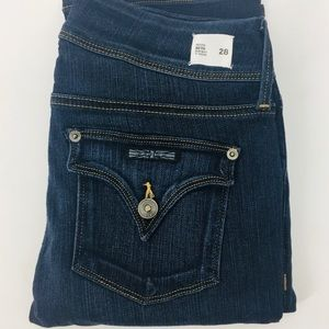Hudson Beth Baby Boot  Cut Petite Jeans